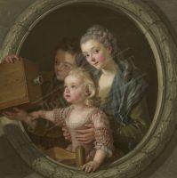 42-VAN-LOO-CHARLES-AMADEE-PHILIPPE-Camera-Obscura-1764-1p