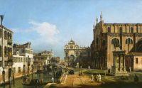45-BELLOTTO-BERNARDO-The-Campo-di-ss-Giovanni-e-Paolo-Venice-1743-47-1p
